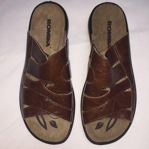 Romika lbiza sandals women's 8.5-39